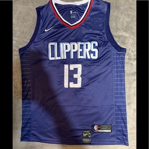 Paul George #13 Los Angeles Clippers Jersey